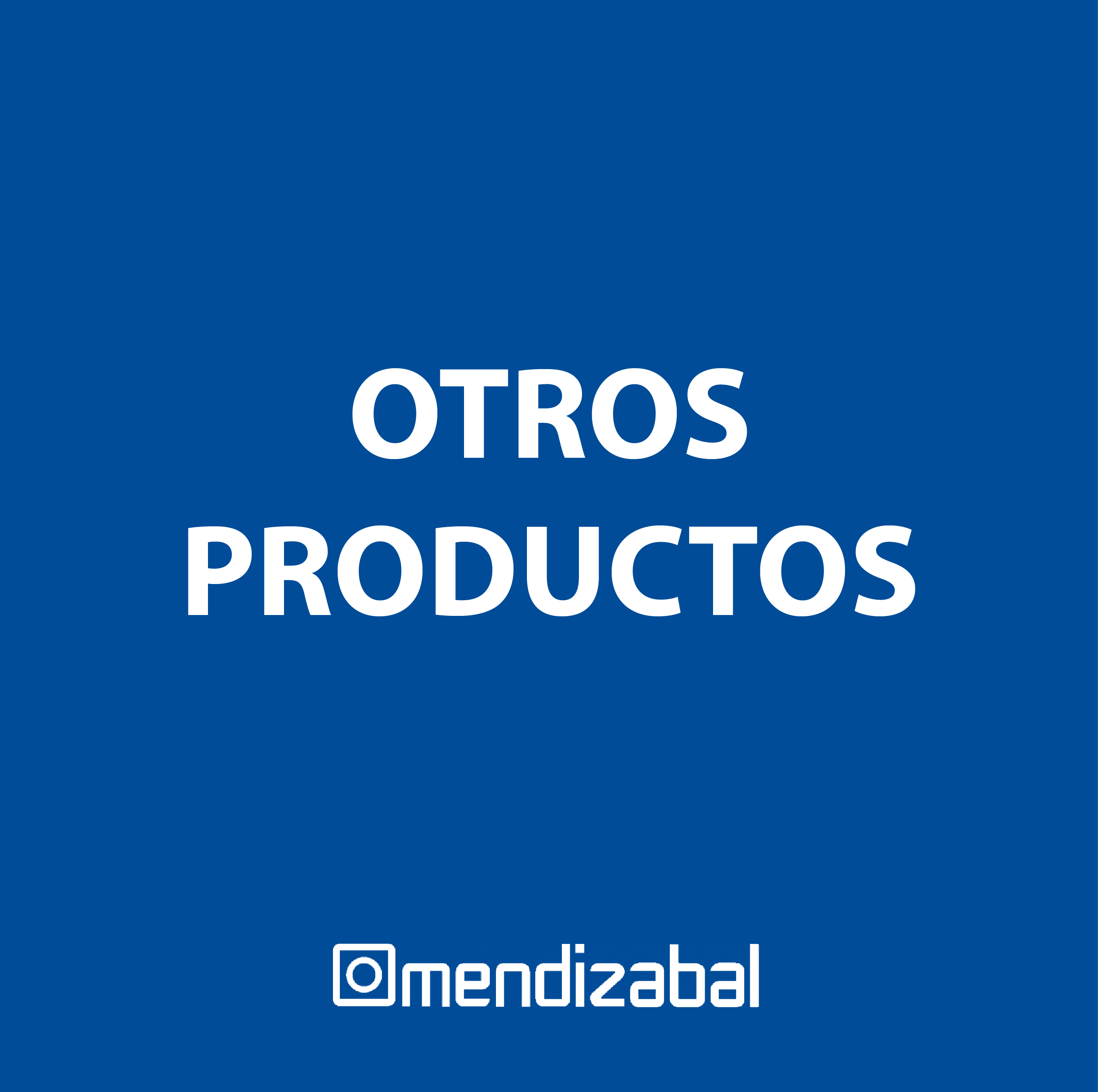 productos mendizabal